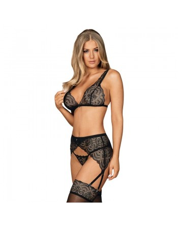 Firella 3 pcs Set - Black