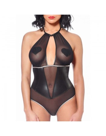 Amanda Body string noir