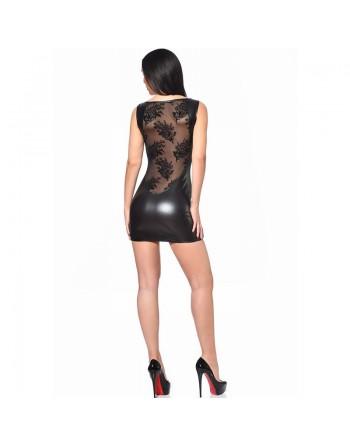 Paula Sexy black dress