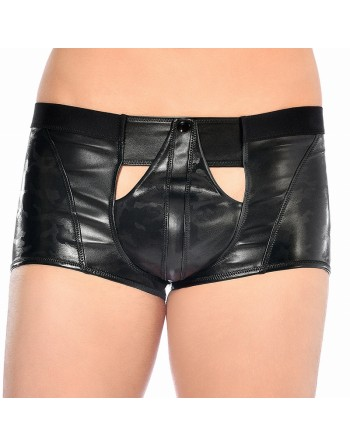 Ned Boxer sexy leather effect