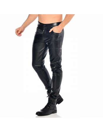Joss Sexy leather look...
