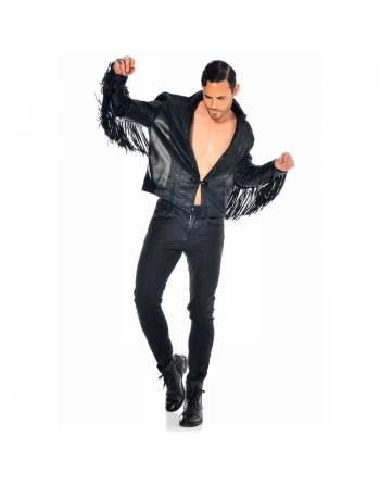 Jayden Leather Look Jacket