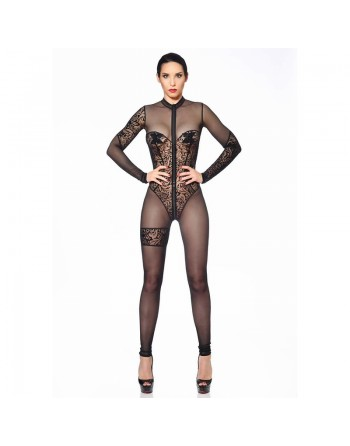 Miria Fishnet bodysuit...