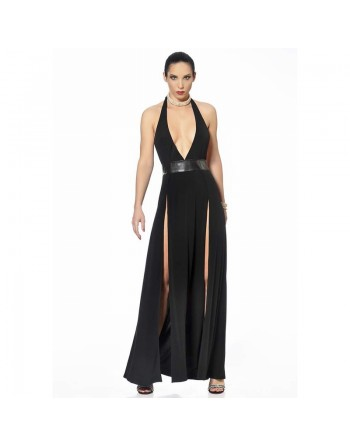 Isabella Evening black dress