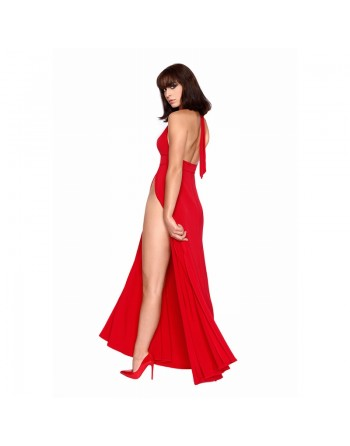 Isabella Red nighty sexy dress