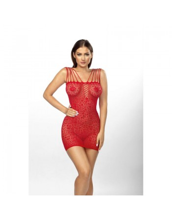 Rubi Dress - Red