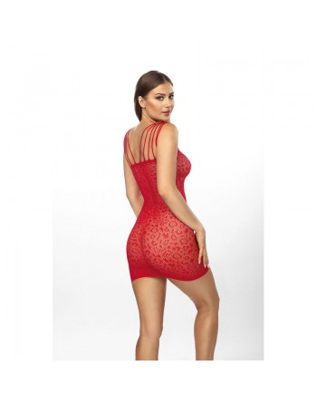 Rubi Dress - Red