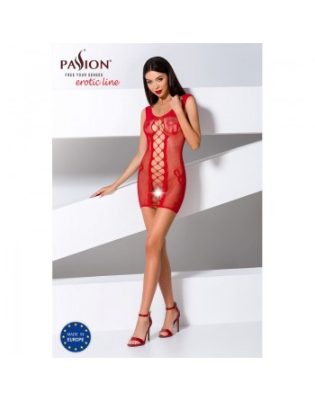 BS073R Robe - Rouge