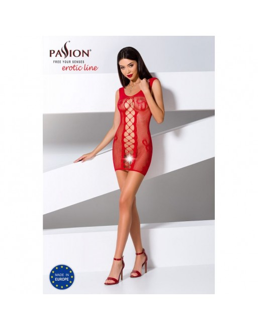 BS073R Dress - Red