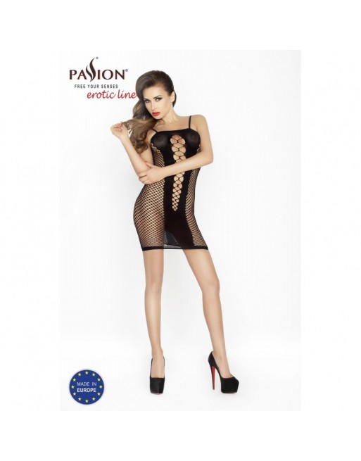 BS027 Dress - Black
