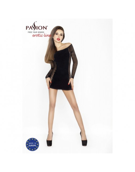 BS025 Dress - Black