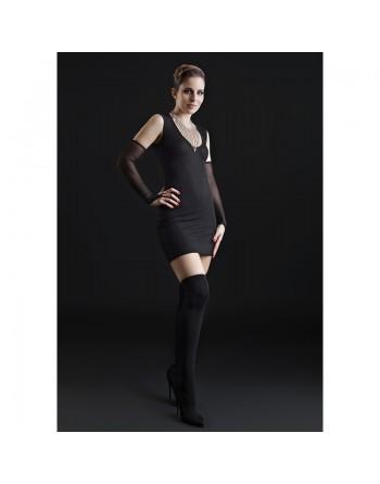 Galaxy Sexy black dress