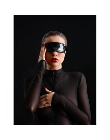 Bandeau Vinyle noir