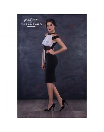 Chloe Lycra Sexy Dress