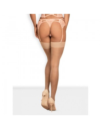 S808 Stockings - Nude