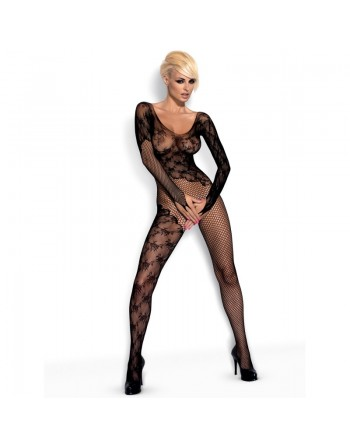 F210 Bodystocking - Black