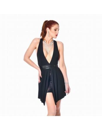 Tatiana Black sexy dress