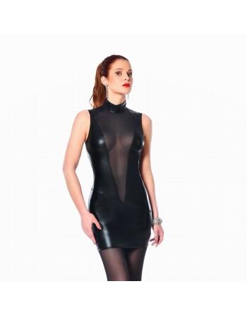 Julia Black wetlook dress