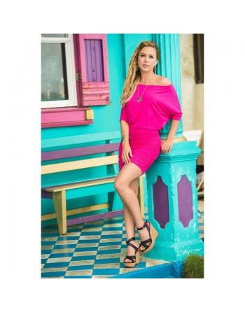 Dress pink 4749