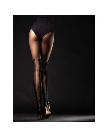 Poison Tights 40 DEN - Black