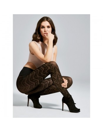 Sincere Tights - Black - 40DEN