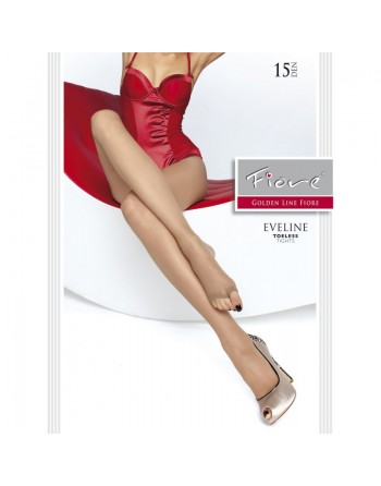 Eveline Tights - Natural - 15DEN