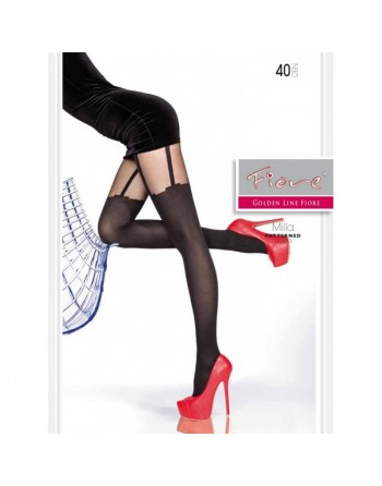 Milla Tights - Black