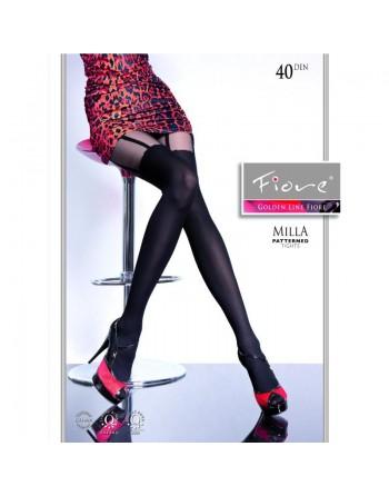 Milla Tights - Black