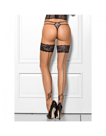 Peanut Tarte Stockings V-7844