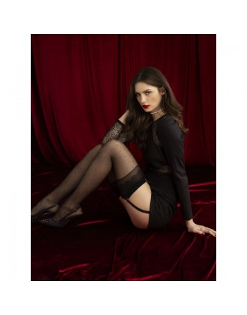 Marion Stockings 20 DEN - Black