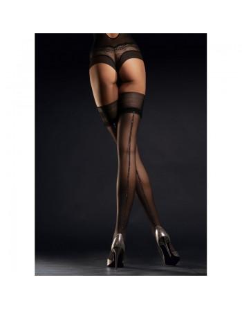 Allure Stockings 20 DEN - Black
