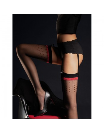 Lovely Stockings 20 DEN - Black