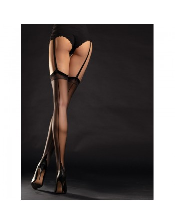 Diva Stockings 20 DEN - Black