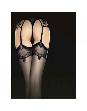 Eclipse Stockings - Black