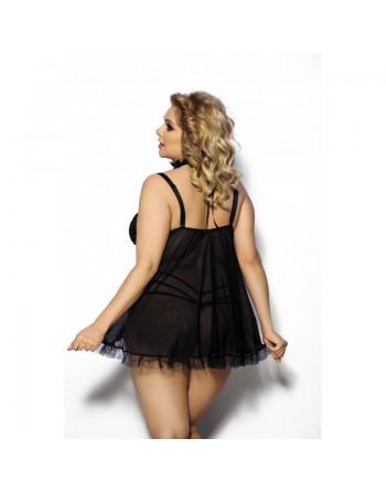 Fripa Babydoll - Black