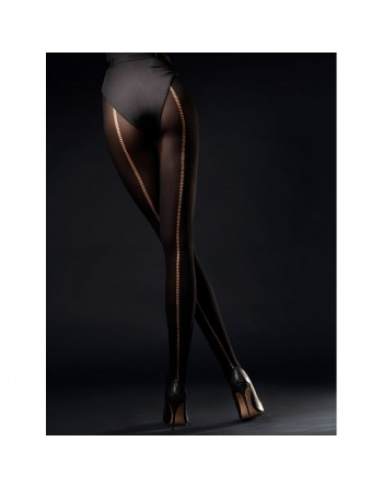 Wild Side Tights 60 DEN - Black