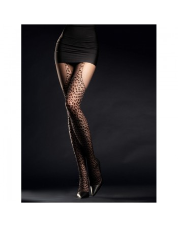 Hunt me Tights 30 DEN - Black