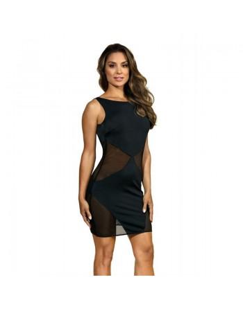 V-9279 Dress - Black