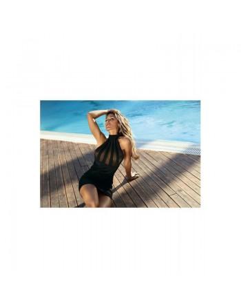 V-9149 Dress - Black
