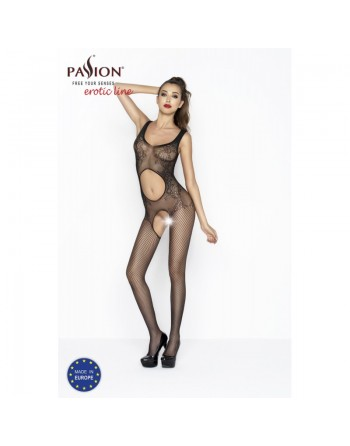 BS044 Bodystocking - Black