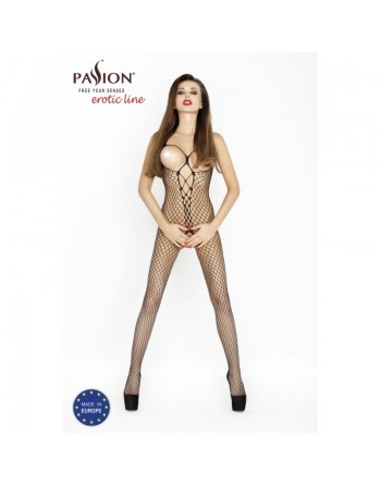 BS014 Bodystocking - Black