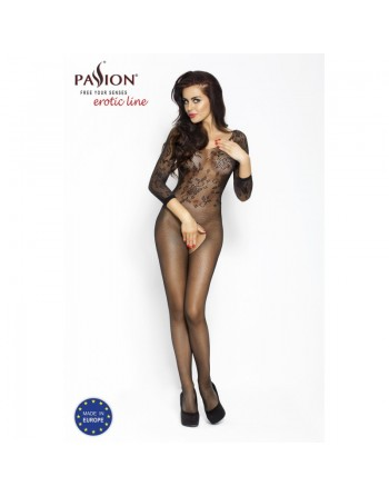BS007 Bodystocking - Black