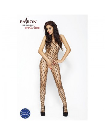 BS001 Bodystocking - Black