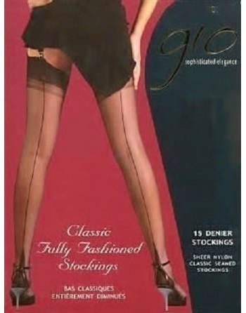 Bas de Nylon à Couture FF...