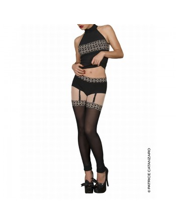 Clemence Top resille
