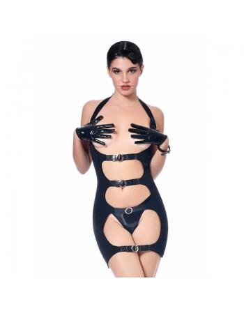 Lolita Topless wetlook dress