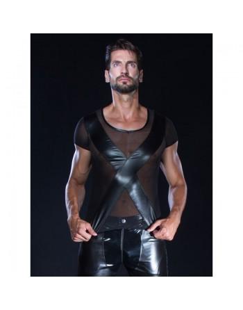 Matt Tee shirt sexy resille