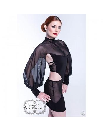 Zolda Sexy lycra nylon dress