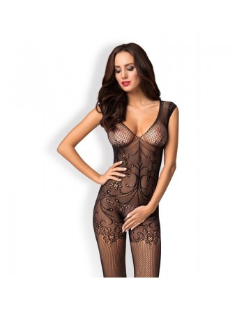 F234 Bodystocking - Black