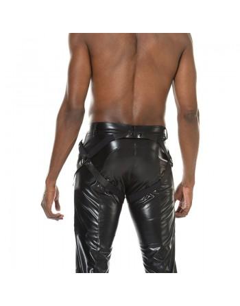 Ivan Sexy black harness